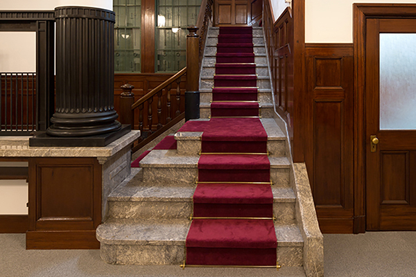 The Marble Stair
