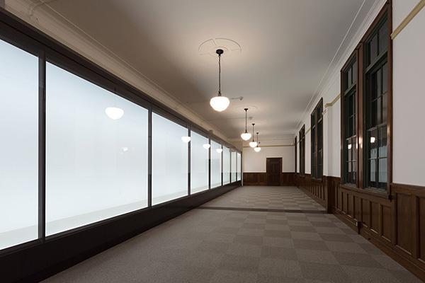 Billiard Room and Executive Room